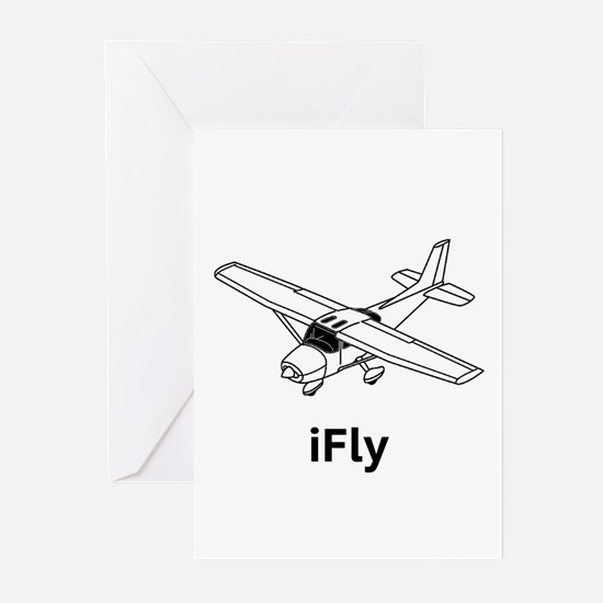 iFly Greeting Cards (Pk of 10)