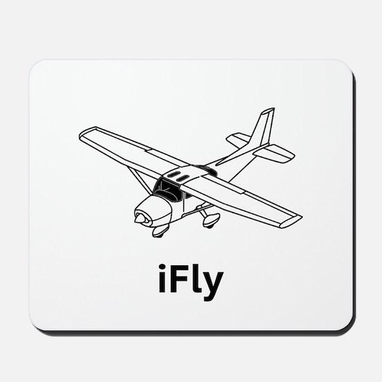iFly Mousepad
