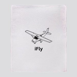 iFly Throw Blanket