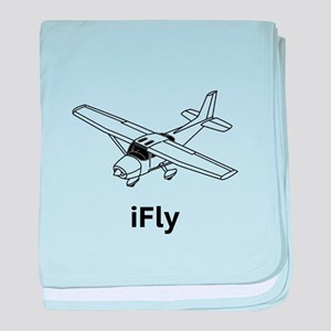 iFly baby blanket