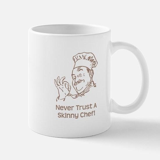 Skinny Chef Mug