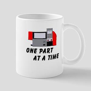 cnc machinist operator Mug