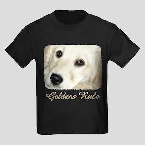 Goldens Rule Kids Dark T-Shirt