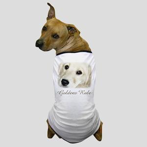 Goldens Rule Dog T-Shirt