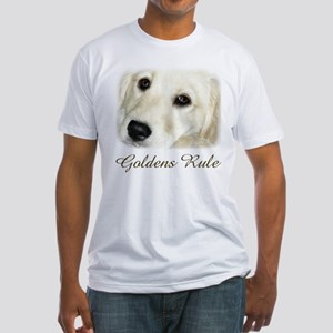 Goldens Rule Fitted T-Shirt