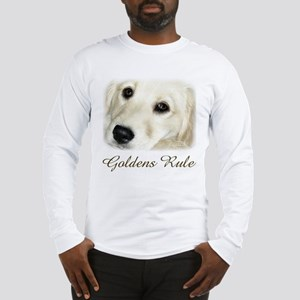 Goldens Rule Long Sleeve T-Shirt