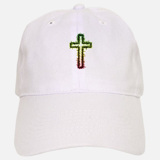 Thorny Cross Baseball Baseball Cap