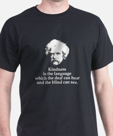 Mark Twain Quote #14 - T-Shirt