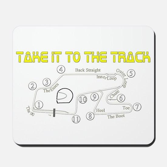 Track Days Mousepad