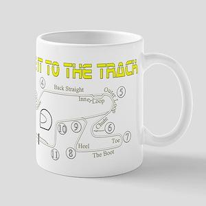 Track Days Mug