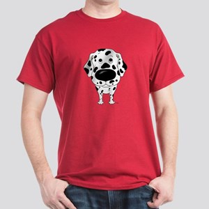 Big Nose Dalmatian Dark T-Shirt