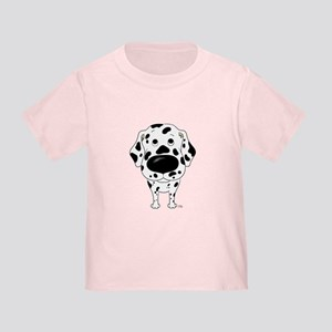 Big Nose Dalmatian Toddler T-Shirt