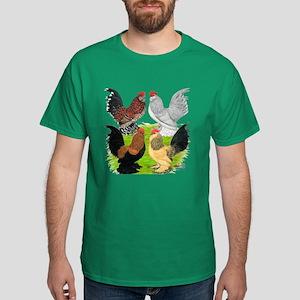 D'Uccle Quartet Dark T-Shirt
