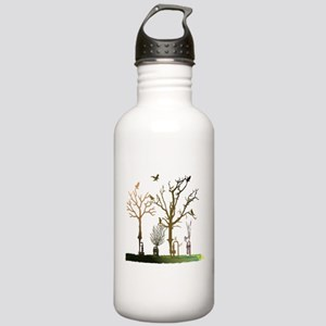 Natural Trumpets Stainless Water Bottle 1.0L