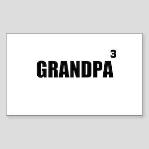 Personalize Grandpa Sticker