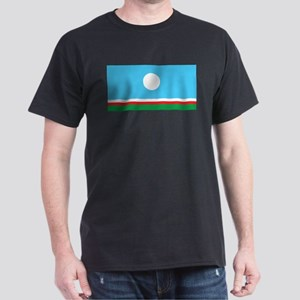 Sakha Flag Dark T-Shirt