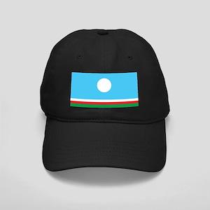 Sakha Flag Black Cap