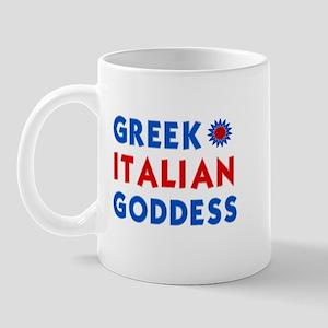 Italian Greek Goddess Mug