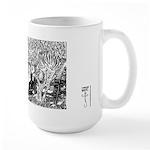 Here Comes Somebody 03 Large Mug