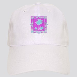 dc6c0777335 Hibiscus in Lilly Pulitzer Baseball Cap.  15.95.  19.99 · Lilly Palms Cap