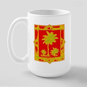 Lilly Palms  Large Mug