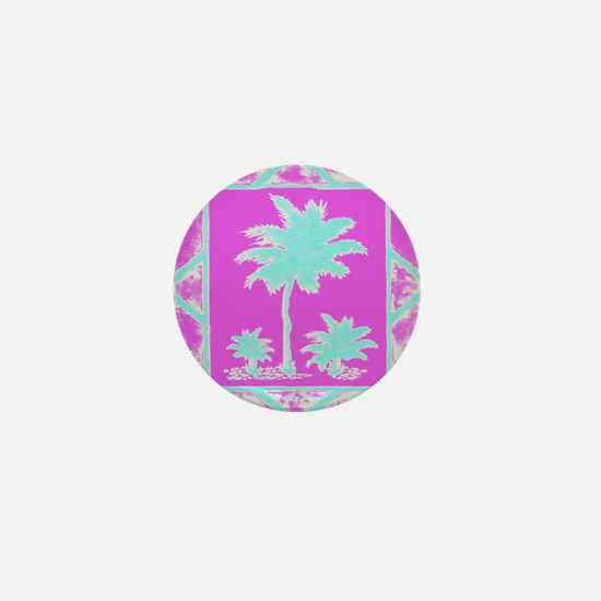 Lilly Palms Mini Button