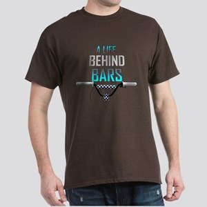BMX A Life Behind Bars Dark T-Shirt