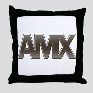 AMX Throw Pillow