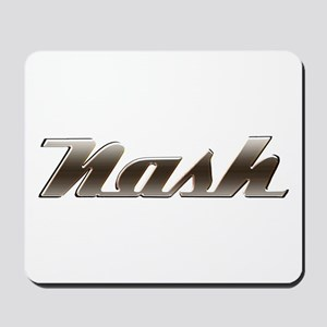 Nash Automobiles Mousepad