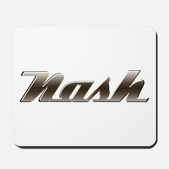 Nash Automobiles Mousepad