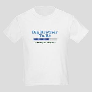 Big Brother To Be Kids Light T-Shirt