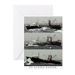 Alaska Ranger Greeting Cards (Pk of 10)