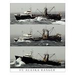 Alaska Ranger Small Poster