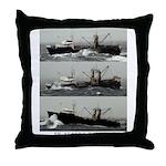Alaska Ranger Throw Pillow