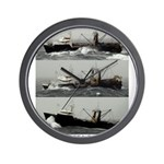 Alaska Ranger Wall Clock