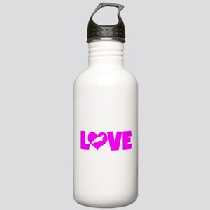 LOVE MANATEES Stainless Water Bottle 1.0L