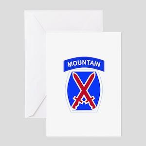 DUI - Combat Aviation Brigade Greeting Card
