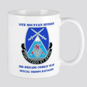 3rd BCT - Special Troops Bn with Text Mug