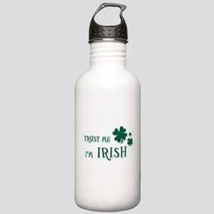 Trust Me, I'm Irish Stainless Water Bottle 1.0L