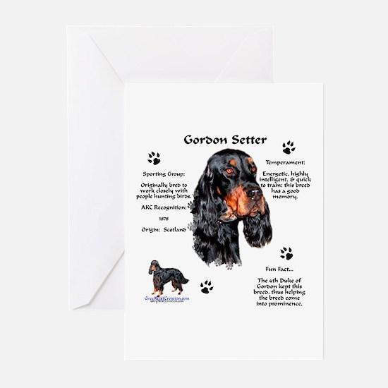 Gordon 1 Greeting Cards (Pk of 10)