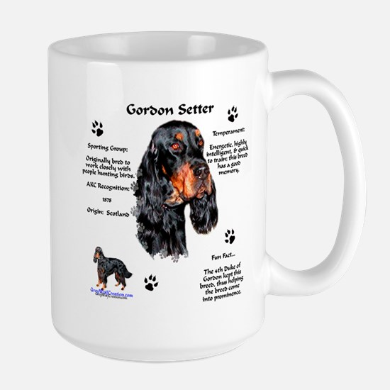 Gordon 1 Large Mug