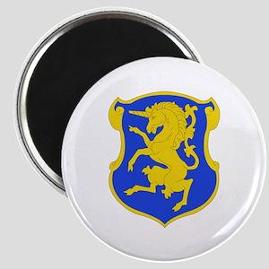 DUI - 6th Sqdrn - 6th Cavalry Regt Magnet