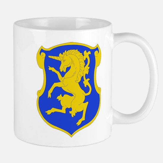 DUI - 6th Sqdrn - 6th Cavalry Regt Mug