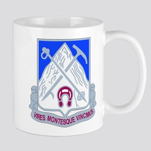 DUI - 2nd Bn - 87th Infantry Regt Mug