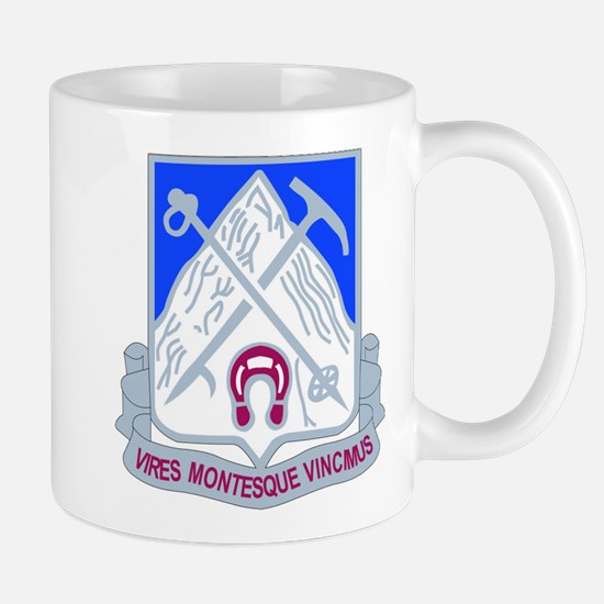 DUI - 2nd Bn - 87th Infantry Regt Mug