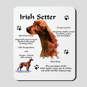 Irish Setter 1 Mousepad