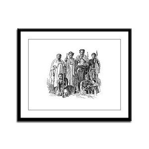 Gil Warzecha - Framed Panel Print