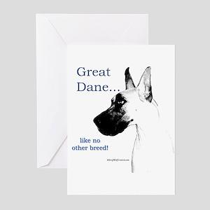 Dane 4 Greeting Cards (Pk of 10)