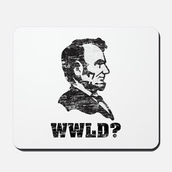 WWLD Mousepad
