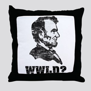 WWLD Throw Pillow